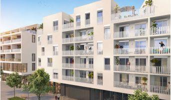 Photo du Résidence « Les Terrasses d'Alba » programme immobilier neuf en Loi Pinel à Brétigny-sur-Orge