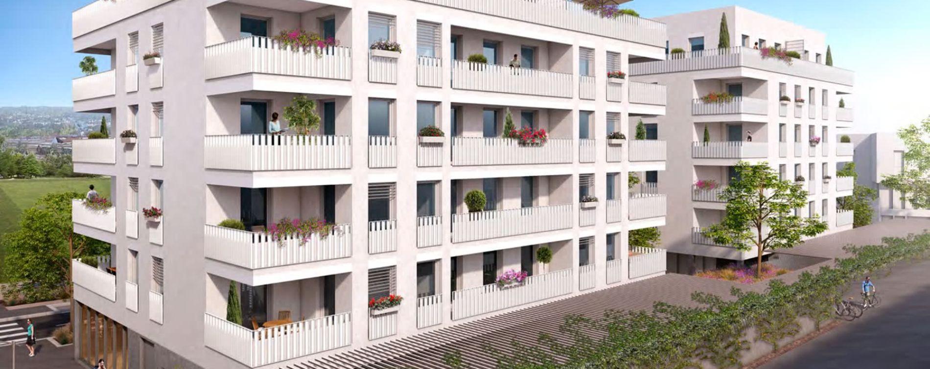 Résidence Les Terrasses du Parc à Brétigny-sur-Orge