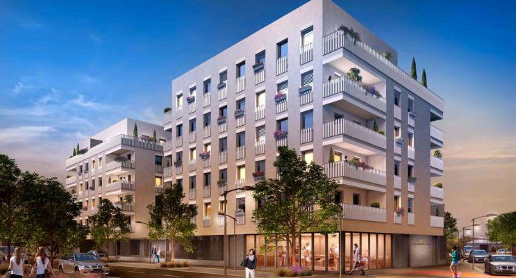 Photo du Résidence « Les Terrasses Du Parc » programme immobilier neuf en Loi Pinel à Brétigny-sur-Orge