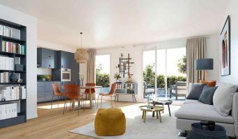 Breuillet : programme immobilier neuf « Parenthèse » en Loi Pinel