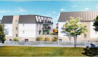 Résidence « Parenthèse » programme immobilier neuf en Loi Pinel à Breuillet n°2