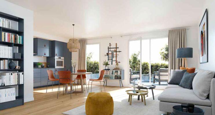 Photo du Résidence « Parenthèse » programme immobilier neuf en Loi Pinel à Breuillet