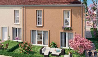 Cerny programme immobilier neuve « Écryn »  (2)