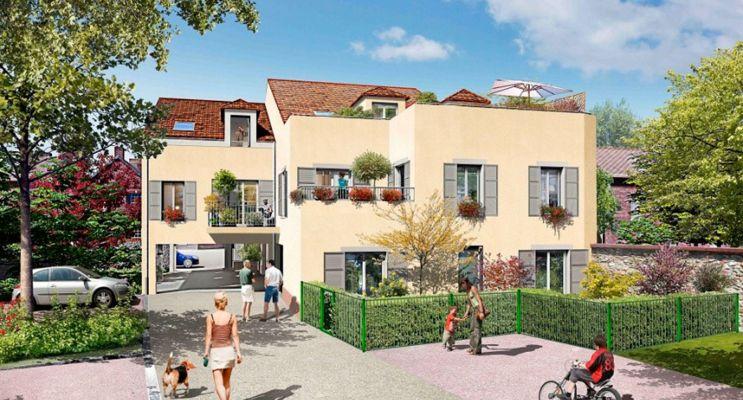 Résidence « La Villa Beauregard » programme immobilier neuf en Loi Pinel à Chilly-Mazarin n°1