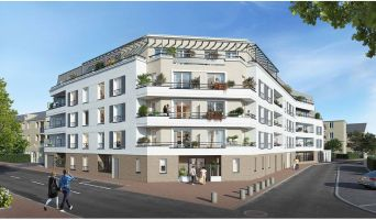 Chilly-Mazarin : programme immobilier neuf « Le Chailly » en Loi Pinel