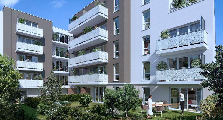 Photo du Résidence «  n°216297 » programme immobilier neuf en Loi Pinel à Chilly-Mazarin