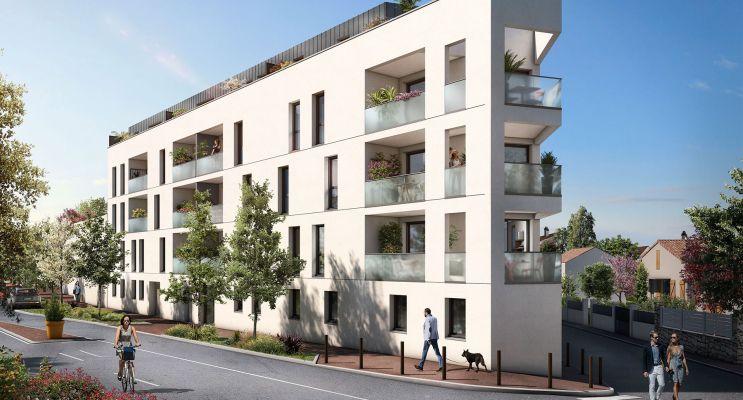 Photo du Résidence « Médicis » programme immobilier neuf en Loi Pinel à Chilly-Mazarin