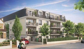 Résidence « Villa Cardinale » programme immobilier neuf en Loi Pinel à Chilly-Mazarin n°1