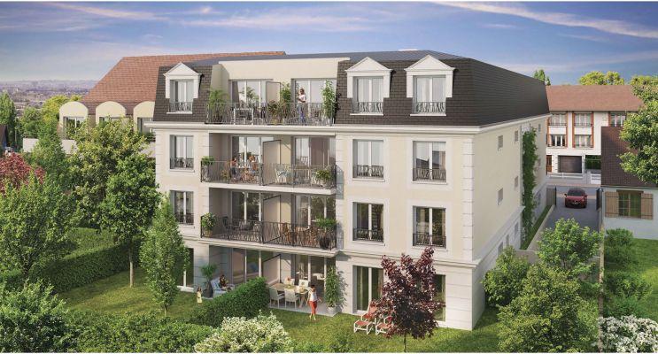 Résidence « Villa Cardinale » programme immobilier neuf en Loi Pinel à Chilly-Mazarin n°2