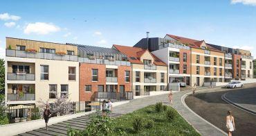 Corbeil-Essonnes programme immobilier neuf « Aquarelle »