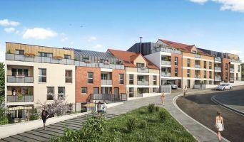 Corbeil-Essonnes : programme immobilier neuf « Aquarelle » en Loi Pinel