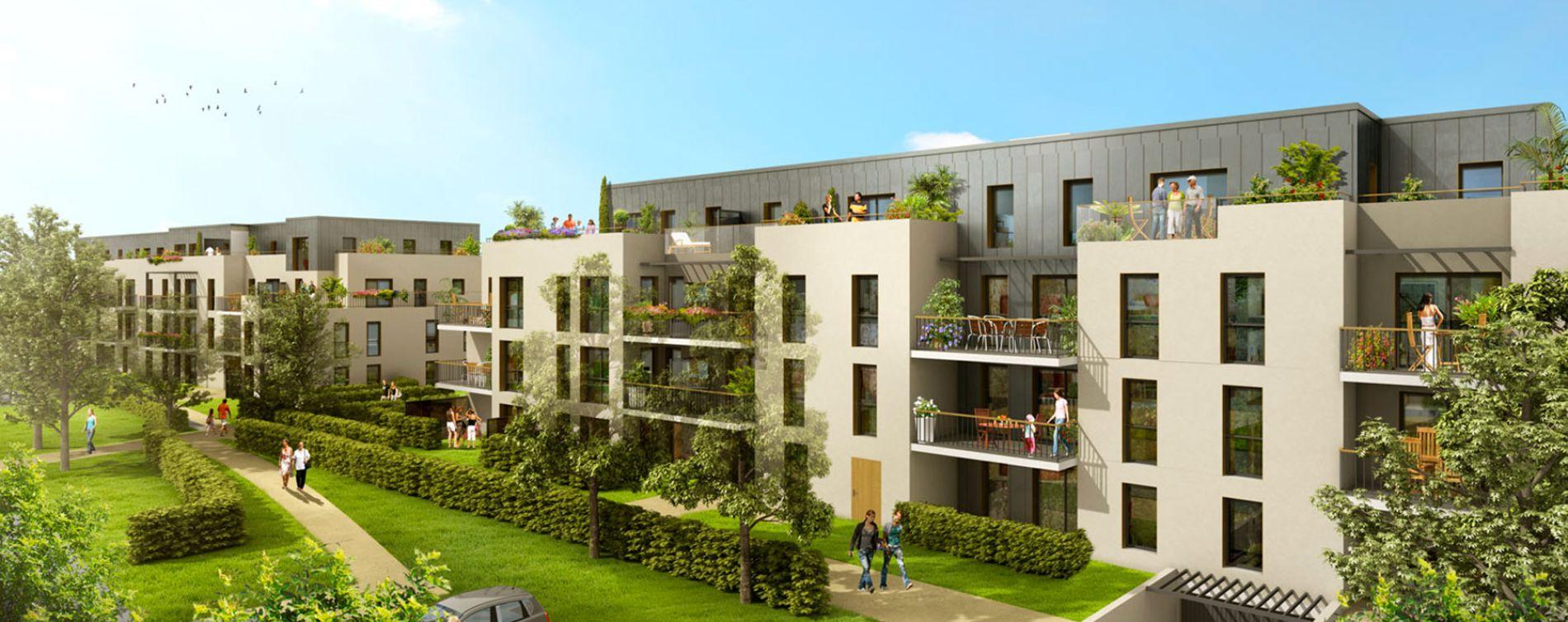 Résidence Castel Joli Acte 1 à Corbeil-Essonnes