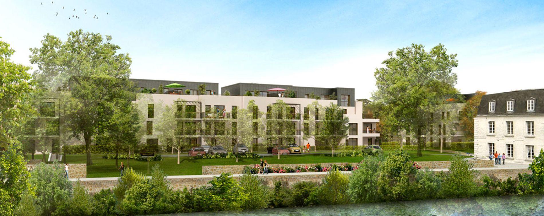 Résidence Castel Joli Acte 2 à Corbeil-Essonnes