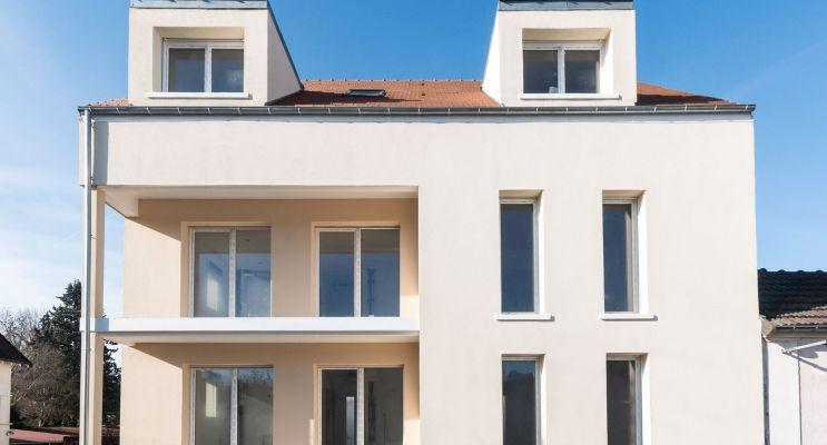 Résidence « Le Robinson » programme immobilier neuf en Loi Pinel à Corbeil-Essonnes n°1