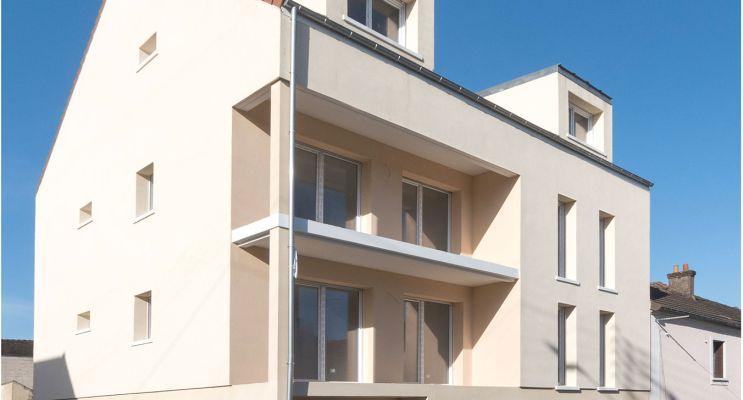Résidence « Le Robinson » programme immobilier neuf en Loi Pinel à Corbeil-Essonnes n°2