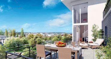 Corbeil-Essonnes programme immobilier neuf « So Green » en Loi Pinel