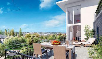 Corbeil-Essonnes : programme immobilier neuf « So Green » en Loi Pinel