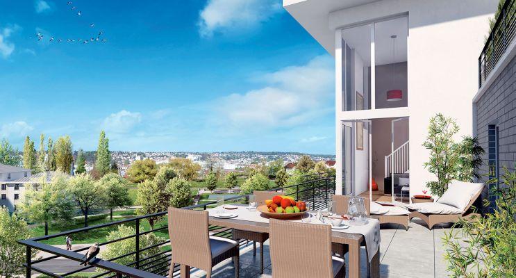 Photo du Résidence « So Green » programme immobilier neuf en Loi Pinel à Corbeil-Essonnes
