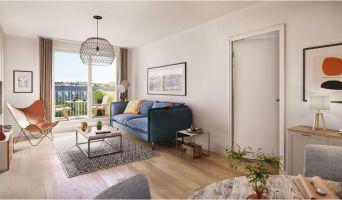 Corbeil-Essonnes programme immobilier neuve « Tempo Tranche 1 »  (2)