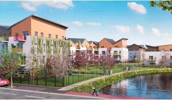 Photo du Résidence « Tempo Tranche 2 » programme immobilier neuf en Loi Pinel à Corbeil-Essonnes