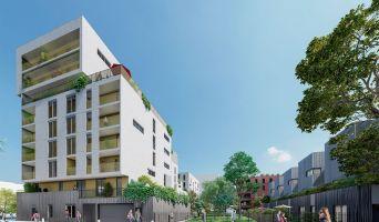 Courcouronnes programme immobilier neuve « L'Envol » en Loi Pinel  (2)