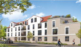 Dourdan : programme immobilier neuf « Sérénité » en Loi Pinel