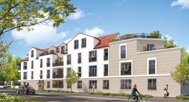 Dourdan programme immobilier neuf « Sérénité » en Loi Pinel