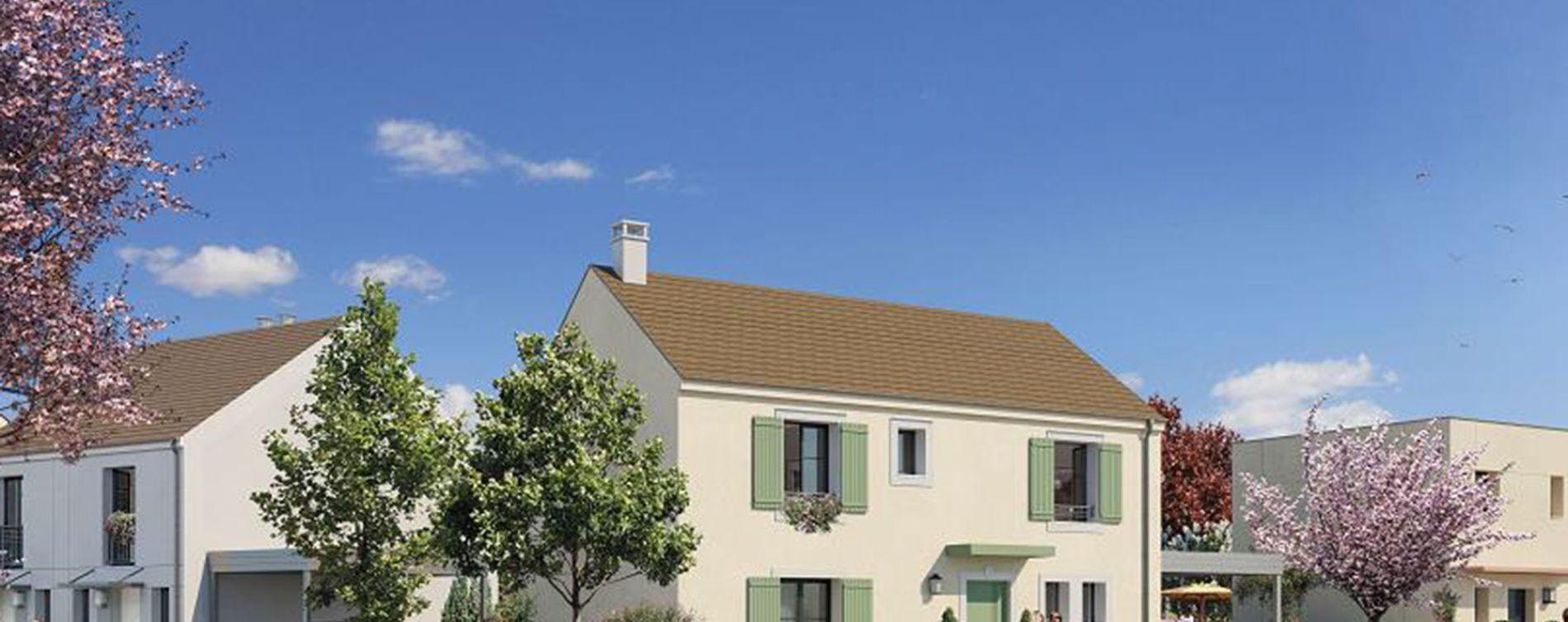 Écharcon : programme immobilier neuve « L'Ecrin d'Echarcon » en Loi Pinel