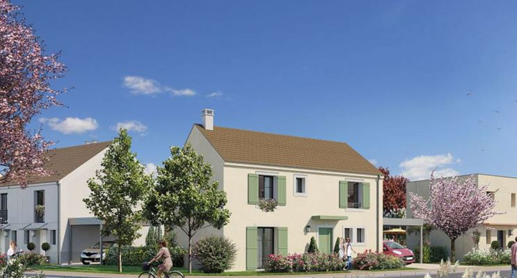 Écharcon : programme immobilier neuf « L'Ecrin d'Echarcon » en Loi Pinel