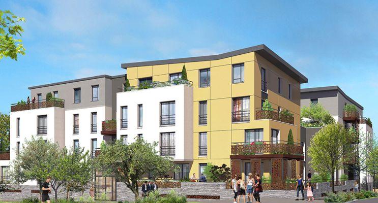 Photo n°1 du Résidence « Les Terrasses De L'Orge » programme immobilier neuf en Loi Pinel à Épinay-sur-Orge