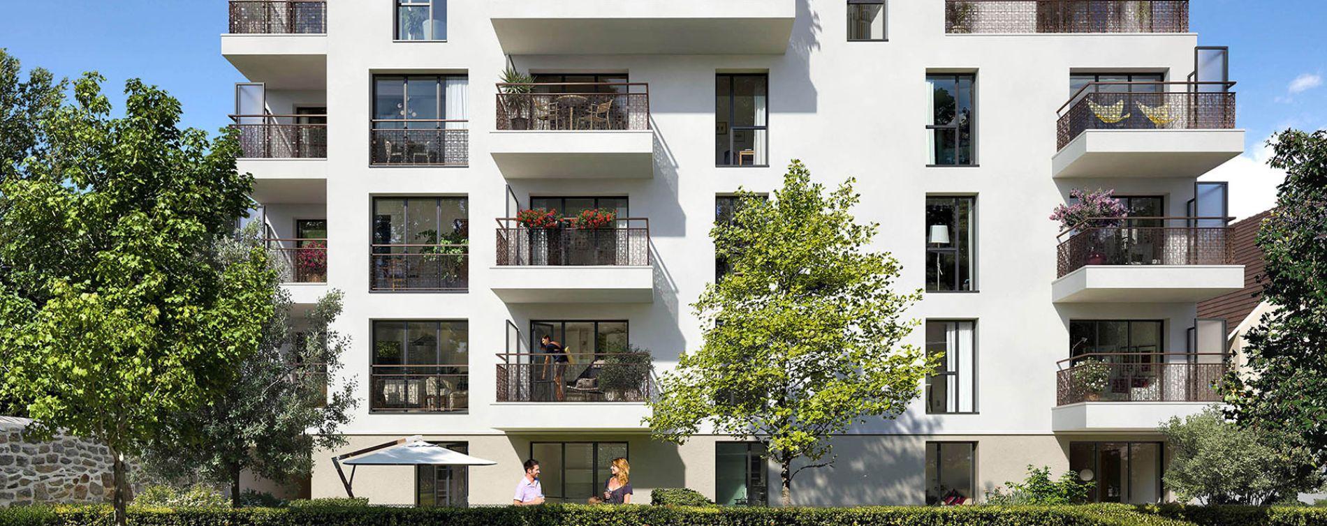 Épinay-sur-Orge : programme immobilier neuve « Programme immobilier n°219308 » en Loi Pinel (2)