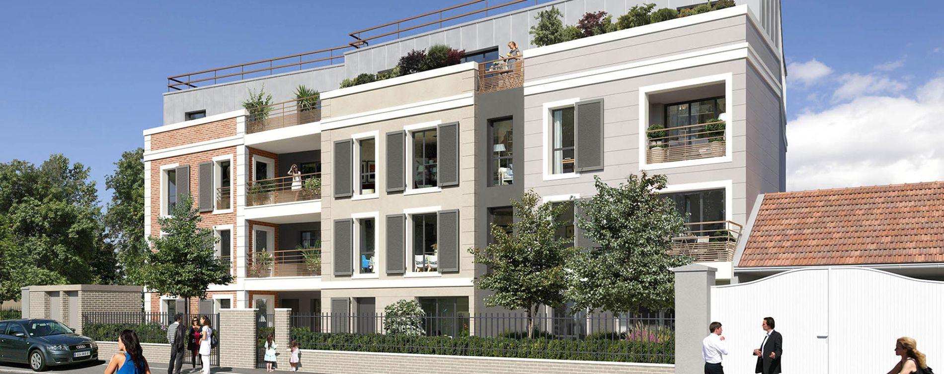 Épinay-sur-Orge : programme immobilier neuve « Programme immobilier n°219308 » en Loi Pinel (3)