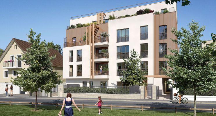 Épinay-sur-Orge programme immobilier neuf «  n°219308 » en Loi Pinel