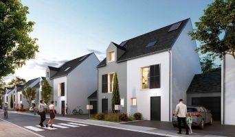 Étampes : programme immobilier neuf « Les Villas d'Adrien »