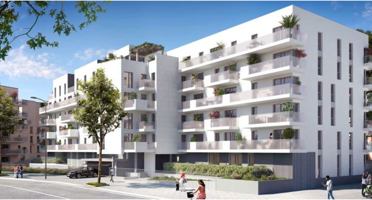Photo du Résidence « Cosmos O'rizon » programme immobilier neuf en Loi Pinel à Gif-sur-Yvette
