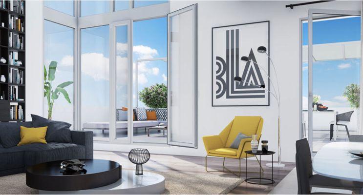 Photo n°2 du Résidence « Cosmos O'Rizon » programme immobilier neuf en Loi Pinel à Gif-sur-Yvette