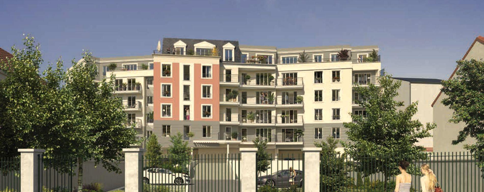 Résidence Central Plaza à Juvisy-sur-Orge