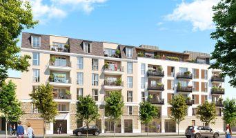 Résidence « Elégance Du Parc » programme immobilier neuf en Loi Pinel à Juvisy-sur-Orge n°1