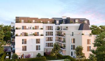 Résidence « Elégance Du Parc » programme immobilier neuf en Loi Pinel à Juvisy-sur-Orge n°2