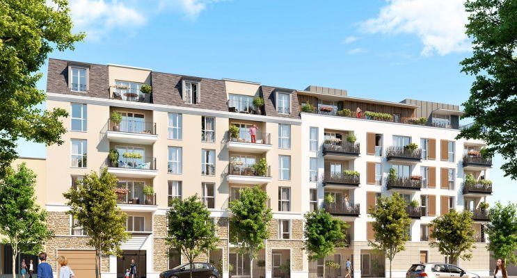 Photo n°1 du Résidence neuf « Elégance Du Parc »