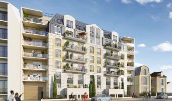 Juvisy-sur-Orge : programme immobilier neuf « Les Jardins d'Argelies » en Loi Pinel