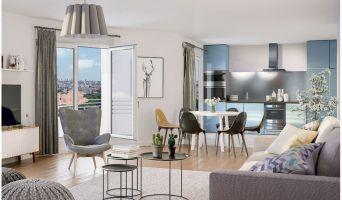 Résidence « Proximity » programme immobilier neuf en Loi Pinel à Juvisy-sur-Orge n°3