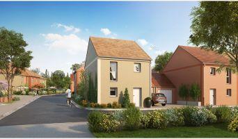 La Ferté-Alais : programme immobilier neuf « Le Domaine d'Adele » en Loi Pinel