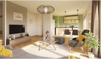 La Ferté-Alais programme immobilier neuve « Le Domaine d'Adele »  (2)