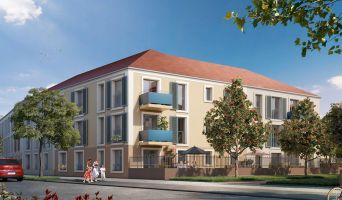 Photo du Résidence « Le Clos de la Gare » programme immobilier neuf en Loi Pinel à Limours
