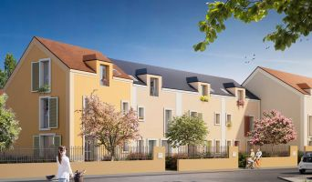 Résidence « Le Clos De La Gare » programme immobilier neuf en Loi Pinel à Limours n°2