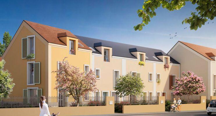Photo n°2 du Résidence « Le Clos De La Gare » programme immobilier neuf en Loi Pinel à Limours
