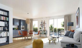 Linas programme immobilier neuve « Carré Nature »  (3)