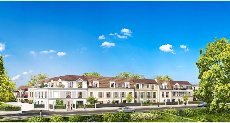 Photo du Résidence « Villa Licias » programme immobilier neuf en Loi Pinel à Lisses