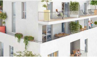 Photo n°3 du Résidence « Solfège » programme immobilier neuf en Loi Pinel à Longjumeau